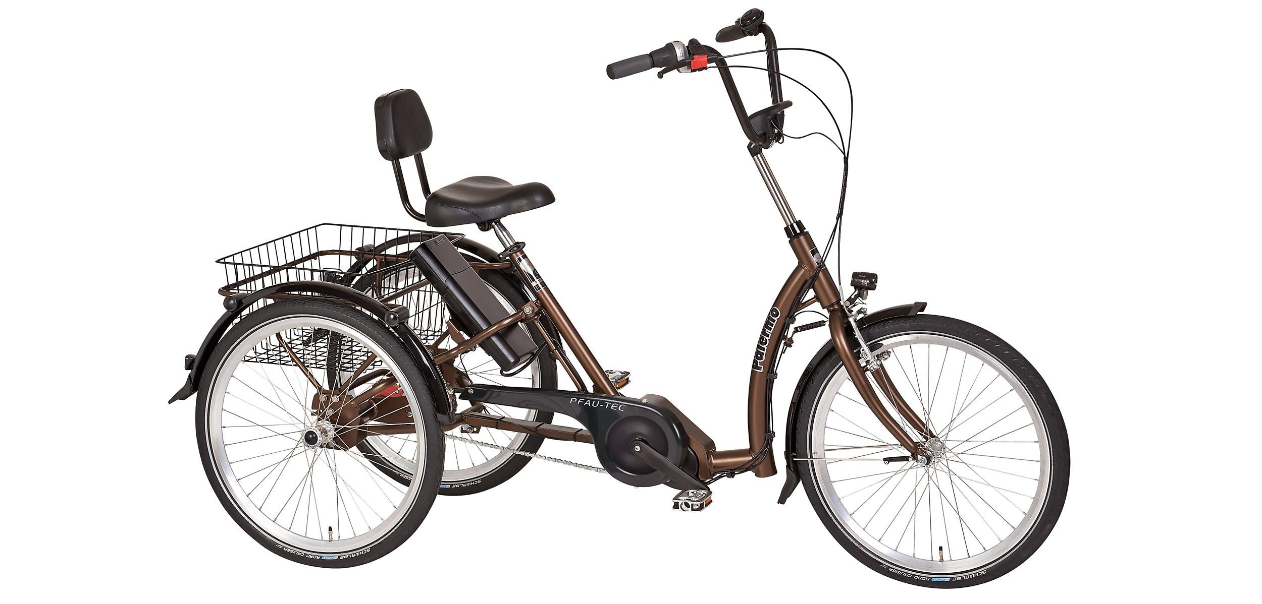 Elektrodreirad Dreirad für Erwachsene