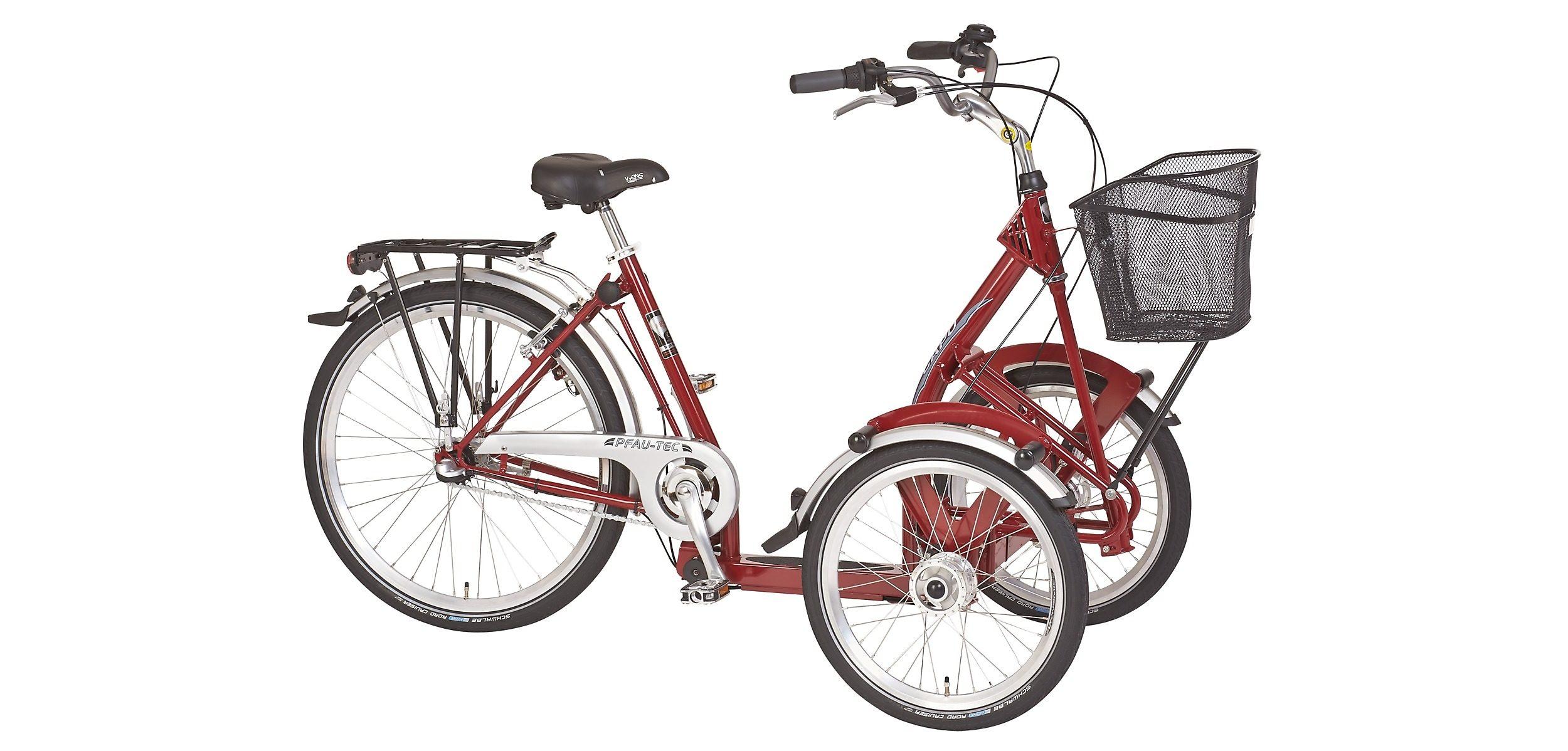 Frontdreirad Dreirad für Erwachsene Dreiradshop24